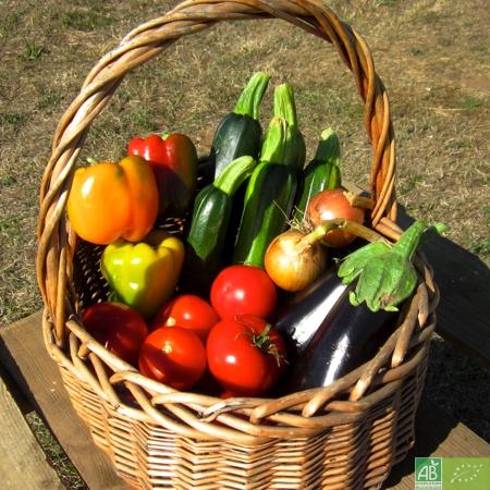 lots de légumes